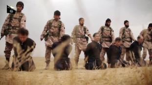Az Ítélet napja a Kalifátusban: 8 kémkedő iraki rendőrt végeztek ki