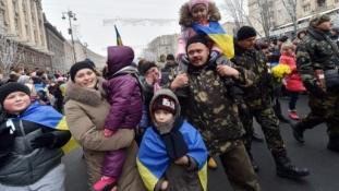 Az ukránok egy hatoda már csak a csodában bízik