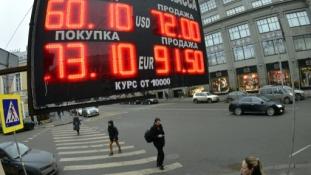 21 milliárd dolláros válságkezelő csomag Putyin asztalán