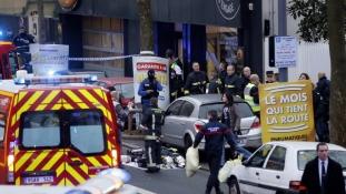 Újabb lövöldözés Franciaországban