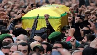 Az izraeli légicsapás hullámai Libanonban