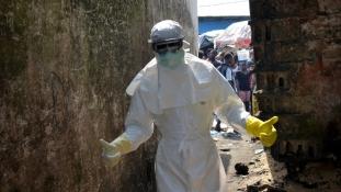 Még januárban bevetik az Ebola elleni vakcinát
