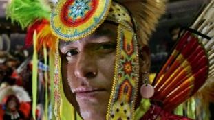 Kanadai indiánok az állampolgárságukat keresik