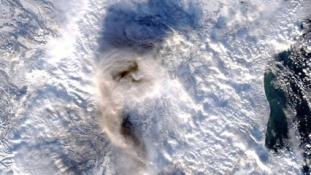 Megint légtérzár egy vulkán miatt?