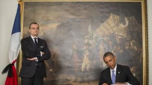 Obama: Vive la France!