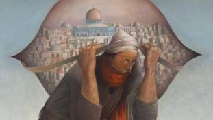 Egy dubaji aukción adják el az arab világ egyik legismertebb festményét