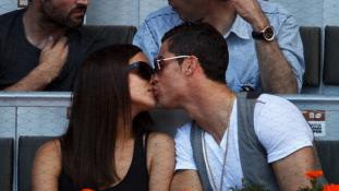 Az aranylabdás Cristiano Ronaldo megvált orosz barátnőjétől