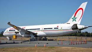 Dreamlinerrel repülnek a marokkóiak