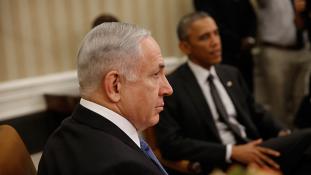 Netanjahu Amerikába megy, a Fehér Házat utólag tájékoztatták