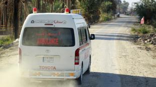 """Gyógyszer és orvoshiány a """"kalifátus"""" kórházaiban"""
