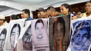 Bíróság előtt az eltűnt diákok ügyében egy mexikói politikus felesége