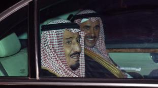 Napokkal az új uralkodó beiktatása után négy embert fejeztek le Szaúd-Arábiában