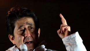 """Abe """"új Japánt"""" épít"""