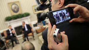 Obamával találkozott a mexikói elnök