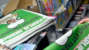 Nigerben betiltották a Charlie Hebdo legújabb számát
