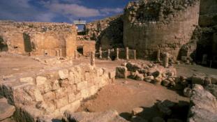 Megtalálták Nagy Heródes palotáját Jeruzsálemben?