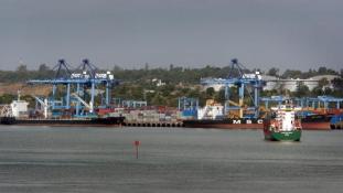 Japán Mombasában épít kikötőt