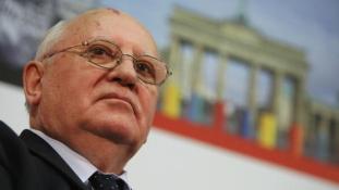 Gorbacsov: a hidegháborúnál is rosszabb jöhet, ha így megy tovább