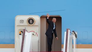 Lecserélik az elnök különgépét