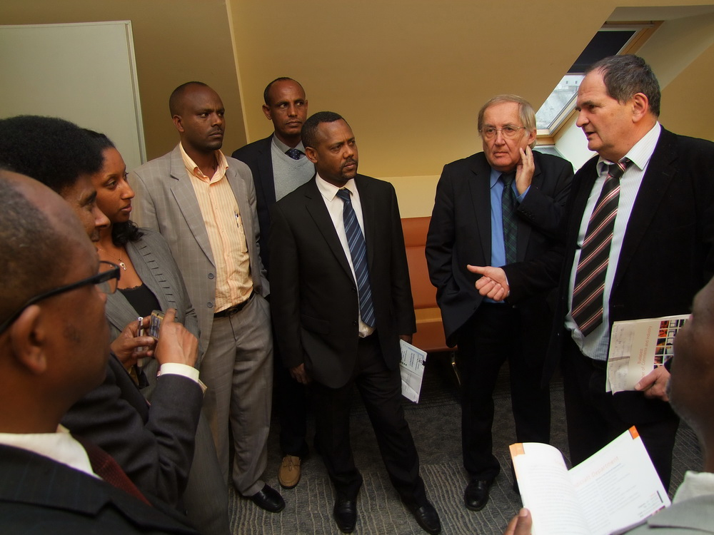 Etiópia várja a magyar üzletembereket