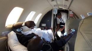 Légimentő szolgálat indul Kenyában