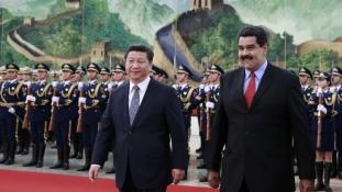 Kína kész segíteni Venezuelát, de…