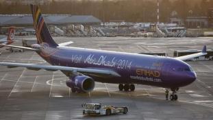 Az Etihad légitársaság és a köd