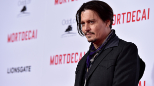 Johnny Depp Japánban
