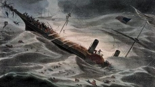 """Elkapták az """"Aranyhajót"""" megtaláló kincsvadászt"""