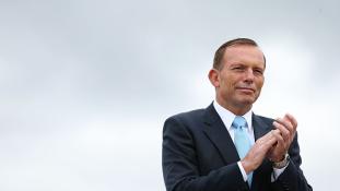 Abbott lovaggá üti Fülöp herceget