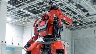 Szeretne egy óriásrobotot? Vegyen egyet a neten!