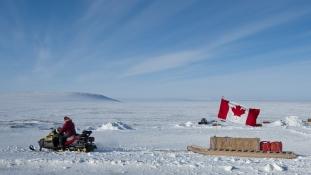 Kanadai kémelhárítók északon