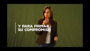 Jegesvödör helyett csili-kihívás: hódít a bolíviai netdili (videóval)