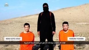 Két japán túsz kivégzésével fenyeget a Kalifátus