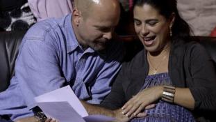 Kuba: egy hónapja szabadult, de máris apa lett