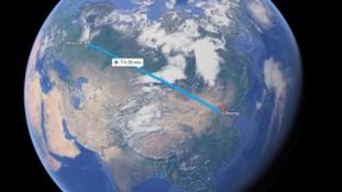 Moszkvából Pekingbe 2 nap alatt, gyorsvasúttal