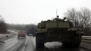 Rendkívüli állapot Ukrajnában