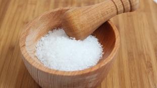 70 után már nem árt a só