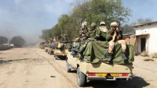 Öngyilkos merényletek Nigerben