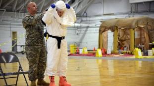 Az USA kivonja katonáit az ebolajárvány sújtotta országokból