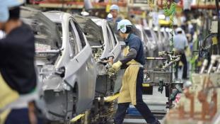 Reménysugár a japán külkereskedelemben