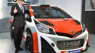 Toyota: újabb rekordok felé