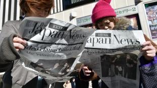Újabb lefejezés  – Tokió rossz hírre ébredt