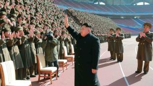 """Észak-Korea: """"nem tárgyalunk a gengszter Amerikával"""""""