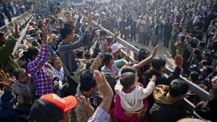 Kínai lázadás Mianmar határvidékén