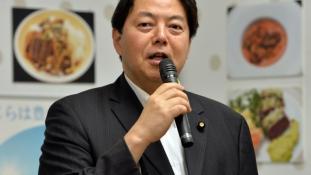 Gyors és kínos váltás a japán agrártárca élén