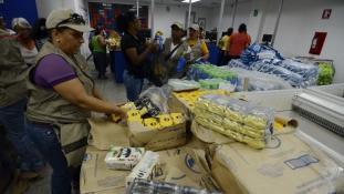Szupermarket-háború Venezuelában