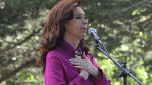 Mégsem indul eljárás Cristina Fernández ellen