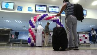 Becsekkolás húsz másodperc alatt–Dubajban