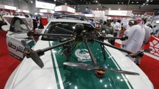 "Véget ért a ""Drónok Versenye"" Dubajban"